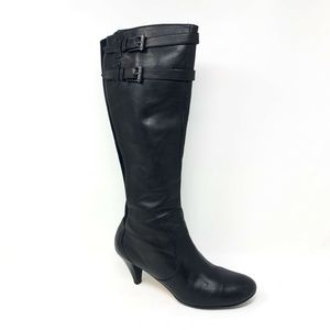 Cole Haan Air Buttery Leather Knee High Boot 9 AA